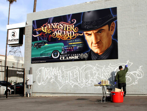 Mister Cartoon GS Billboard