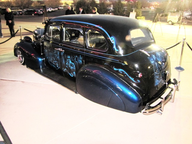 Gangest Squad Tour 1939 Chevy By Mr Cartoon All Things 505